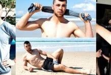 All Australian Boys: Dustin