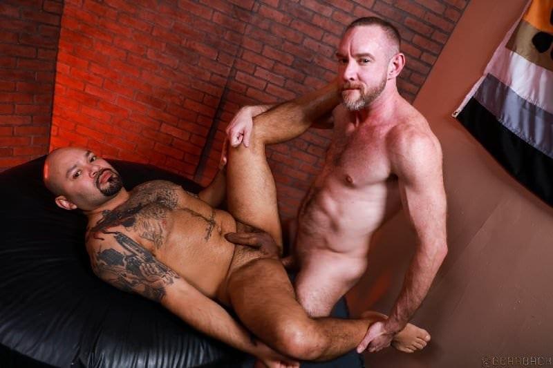 Man Made Match: Liam Greer & JD Travis (Bareback)
