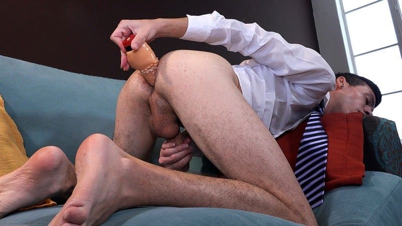 Lubed Up Latino: Cesar Rose