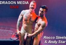 Barcelona Underground, Scene 1: Rocco Steele & Andy Star RAW