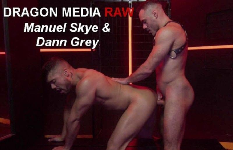 Barcelona Underground, Scene 2: Manuel Skye & Dann Grey RAW