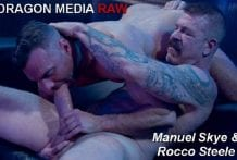Barcelona Underground, Scene 3: Manuel Skye & Rocco Steele RAW