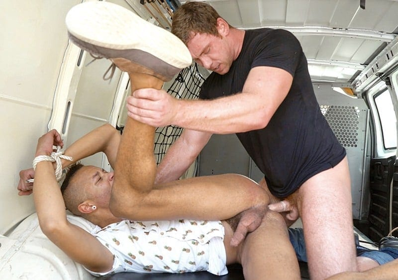 Hiker Bound And Broken: Calvin Collins & Connor Maguire
