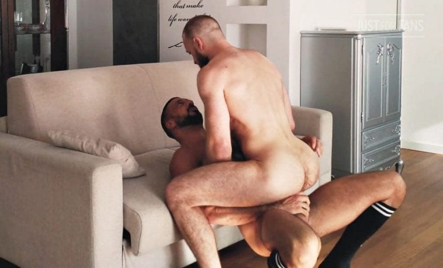 Marco Napoli & Kostya Kazenny (Bareback)
