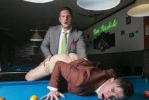 Work Hard: David Cork & Lukas Daken