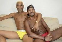 Marlon & Maverson (Bareback)