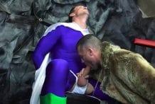 Demise of Power Lad: Pierce Paris & Lance Hart (Bareback)