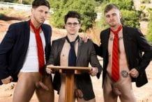 Quid Bro Quo: Roman Todd, Ryan Jordan & Will Braun (Bareback)