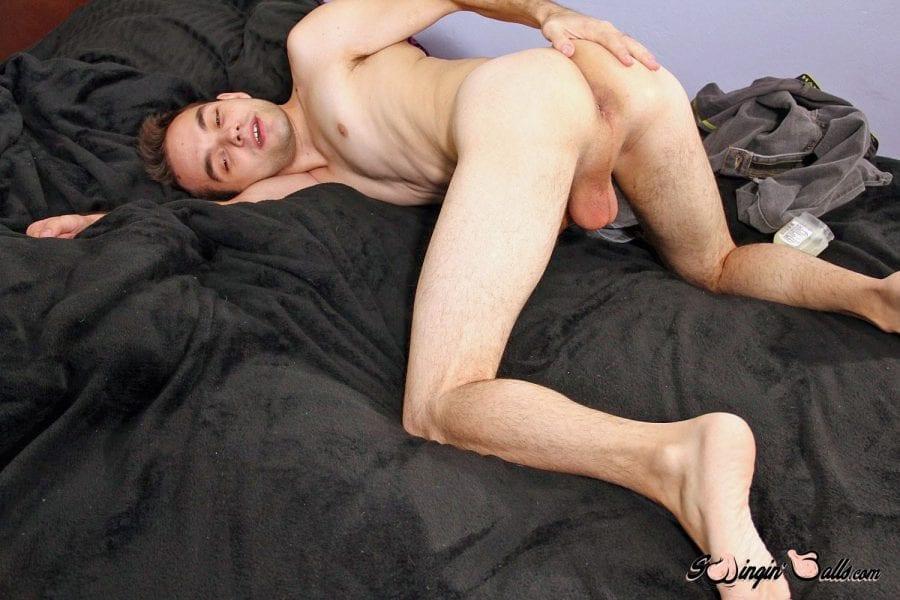 Horny Boy Balls: Marcus Rivers