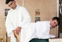 Altar Training: Father Gallo & Dakota Lovell (Bareback)
