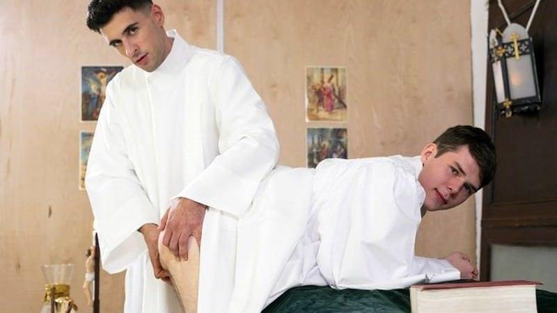 Altar Training: Father Gallo & Dakota Lovell (Bareback)