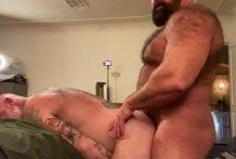 Daddy Does Daddy (Bareback)