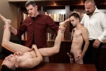 Fun-Pack, Chapter 6: Principal's Office, Marcus Rivers & Austin L Young (Bareback)