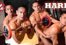 Hard: Ryuju & Hiroya (Bareback)
