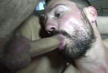 Jimy Lebreton fucked bareback by Matt Nimois a young scally boy very hot