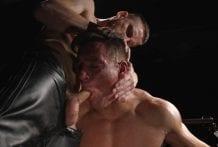 Straight Stud Jordan Boss Takes Sebastian Keys' Cock Up His Ass