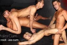 Chakra Cum 4: The Root Ass Cum, Levy & Cesar (Bareback)