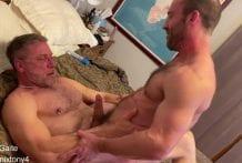 Mike Gaite & Phoenix Tony Flip Fuck, Part 1 (Bareback)