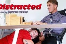 Distracted: Aspen & Brandon Anderson (Bareback)