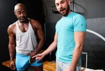 My Dick Has A Mind Of Its Own: Aaron Trainer & Blake Houston (Bareback)