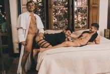 Padres: Peralta, Thiago e Doni (Bareback)