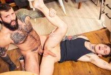 Spin The Bottle: Dex Parker & Markus Kage (Bareback)