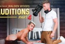Auditions, Part 4: Andy Taylor & Justin Matthews (Bareback)