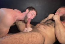 PROPER POUNDING, Alex Tikas and Jason Coxx (Bareback)
