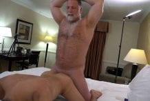 Rick Kelson and TexasGuy90 (Bareback)