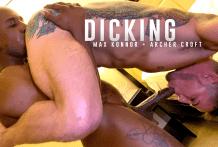 Dicking: Max Konnor and Archer Croft (Bareback)