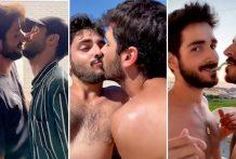 Branco Twins Fabio and Olavo Get Very Intimate!