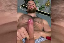 MORNING JERKOFF with Frandullon86