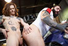 Rock The Cock, Part 3: Markus Kage & Sunny D (Bareback)