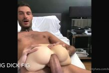 Big Dick Fig, Big ass fucking cock opening up this hole!
