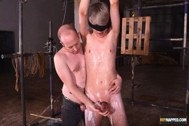 New Teen Boy Used By A Pro, Part 1: Sky Heet & Sean Taylor