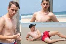 All Australian Boys: Noah gets Serviced