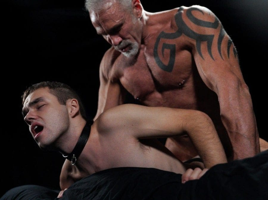 Boy River, Chapter 5: Slave Boy, Master Steele (Bareback)