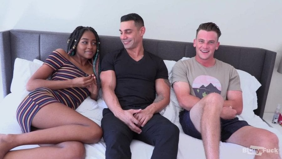 Marcos Acosta, Adam Von & Destiny Mira