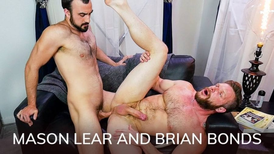 Make It Sloppy: Mason Lear & Brian Bonds (Bareback)