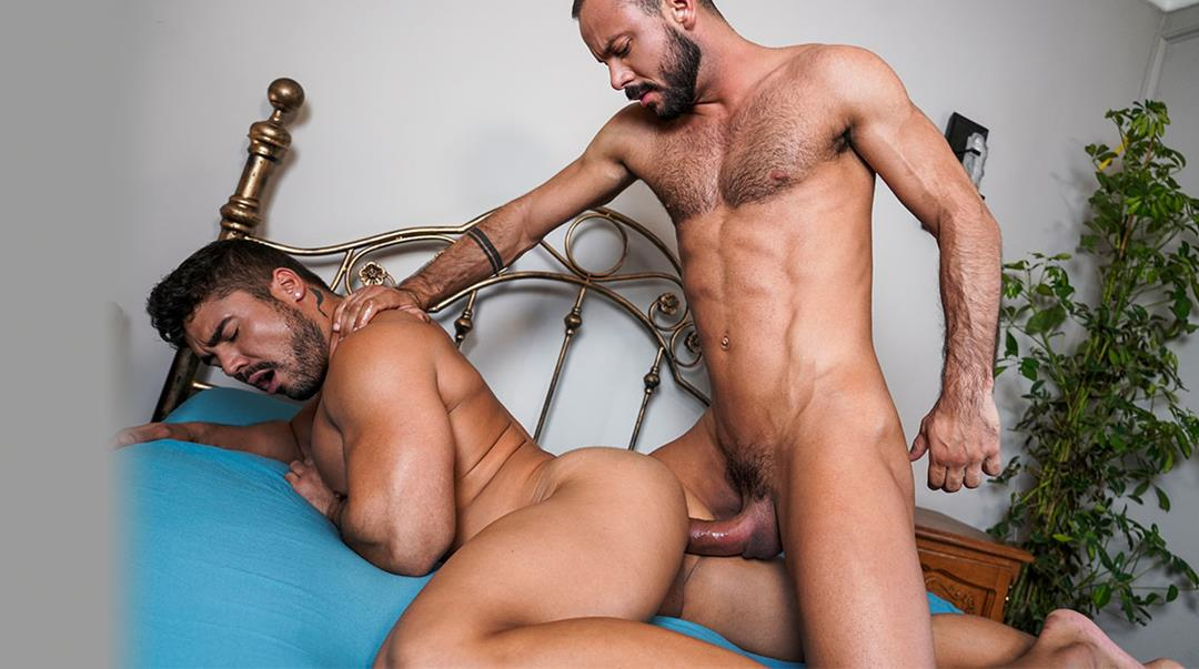 Bareback Auditions 11, Euro Jizz: Dann Grey & Sir Peter