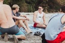 Beach Bums, Behind the Scenes