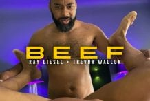 Beef: Ray Diesel & Trevor Wallon (Bareback)