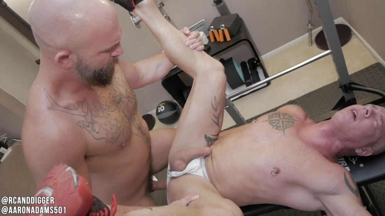 Cock Trainer, Part 2 (Bareback)