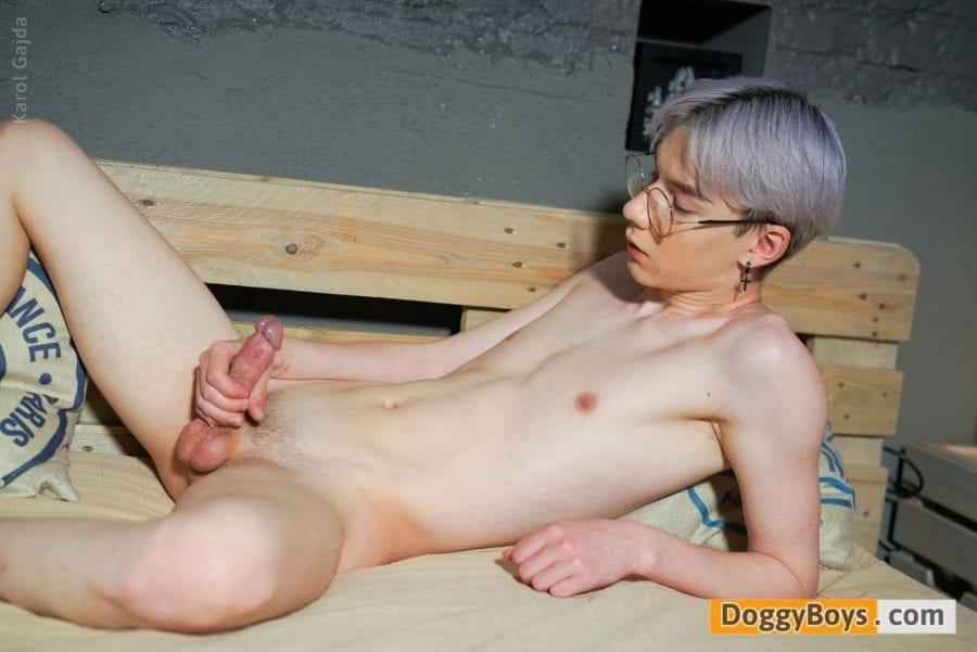 Boy Butt Play With Karol Gajda