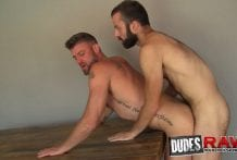 Christian's the Boss Bottom: Christian Matthews & Harry RAW