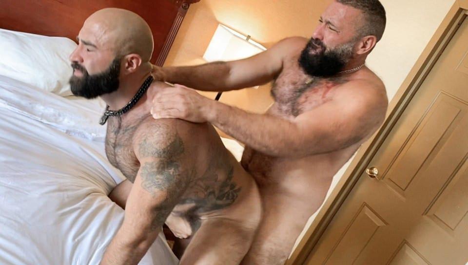 Cum Filled Hole: Atlas Grant & Alex Tikas (Bareback)