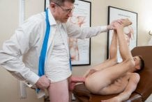 Chase & Dr. Wolf, Chapter 2: Doctor Follow Up (Bareback)