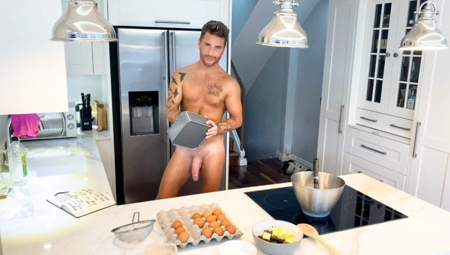 Naked Baking with Josh Moore