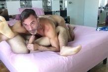 From Every Angle: Collin Lust & Manuel Skye (Bareback)