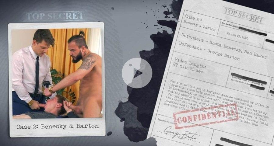 Season 2, Case 2: Benecky & Barton (Bareback)